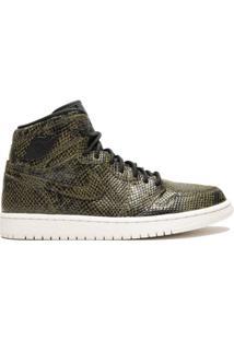 Jordan Air Jordan 1 Retro High-Top Sneakers - Verde