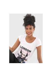 Blusa Fiveblu London Branca