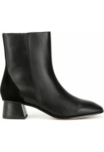 Mara & Mine Ankle Boot India - Preto