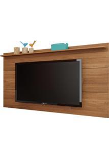 Painel Para Tv Slim Rústico Mdp Texturizado Uv 3169 Artely