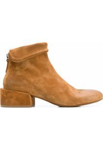 Marsèll Ankle Boot Oversized - Neutro