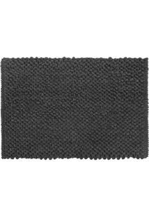 Tapete Micropop Cinza 60X40 Cm