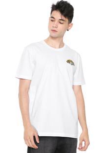 Camiseta Von Dutch Riders Eyeball Branca
