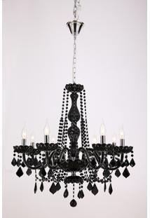Lustre Decorativo De 8 Lâmpadas Bray - Unissex