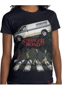 Camiseta Stranger Road - Feminina