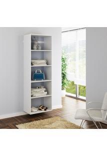 Módulo Prateleiras Sem Portas Kt604 Branco - Getama Móveis