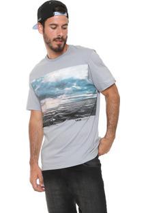 Camiseta Mcd Landscape Azul