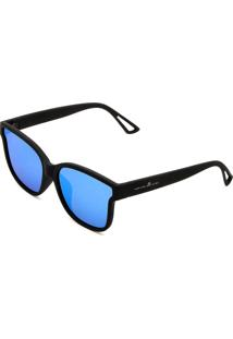 Óculos De Sol Adriane Galisteu Fosco Preto