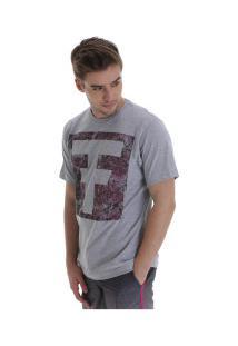 Camiseta Fatal Estampada 20322 - Masculina - Cinza