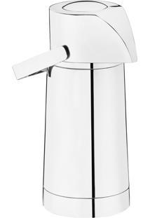 Garrafa Térmica Pump 1,2L Inox – Riva