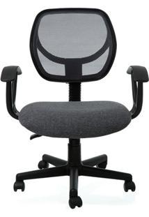 Cadeira Giratória Giga 2 62X60 Chumbo