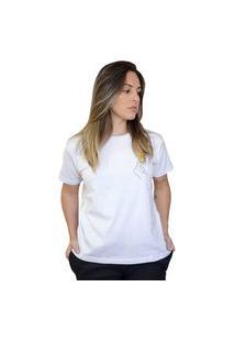 Camiseta Boutique Judith K-Pop Love Branco