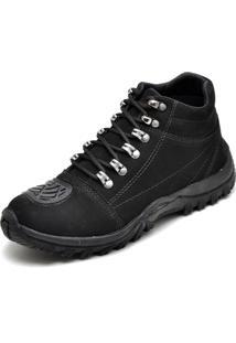 c58788ee58 ... Bota Coturno Adventure Top Franca Shoes Preto