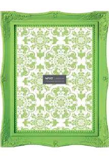 Porta Retrato Decorando Com Classe 13X18Cm Verde