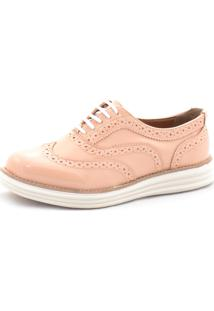 Oxford Q&A Casual Nude