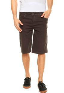 Bermuda Jeans Volcom 2X4 Iii Cinza