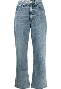 Rag & Bone Calça Jeans Bootcut - Azul