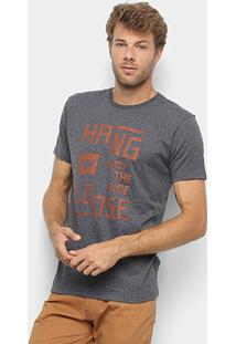 Camiseta Hang Loose Silk Enjoy Masculina - Masculino