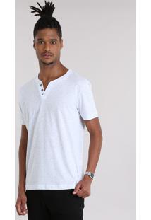 Camiseta Básica Botonê Branca