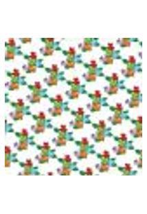 Papel De Parede Autocolante Rolo 0,58 X 5M - Floral 883