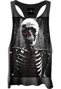 Regata Cavada Esqueleto