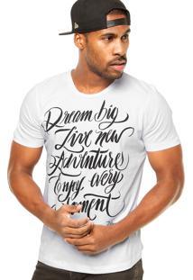 Camiseta Coca-Cola Jeans Dream Branca