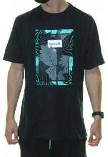 Camiseta Hurley Ululoa Sig Zane Masculina - Masculino