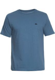 Camiseta Quiksilver Embroyed Logo - Masculino