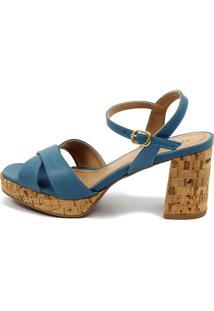Sandália Equipage (982665) Azul
