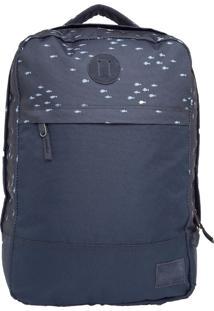 Mochila Nixon Beacons Backpack Azul-Marinho