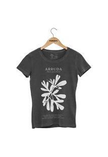 Camiseta Forseti Estonada Arruda Chumbo