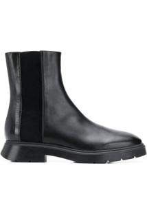 Stuart Weitzman Chelsea Ankle Boots - Preto