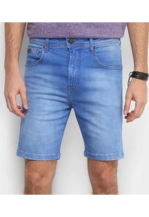 Bermuda Jeans Forum West Masculina - Masculino