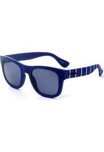 Óculos De Sol Havaianas Paraty Masculino - Masculino-Azul
