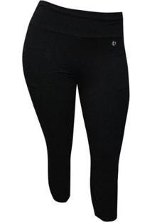Calça Corsário Way Plus Size Pocket Feminina - Feminino