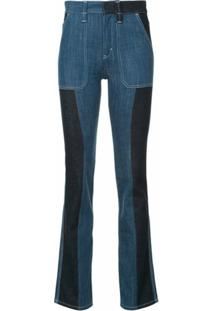 Chloé Calça Jeans - Azul