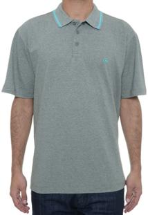 Camiseta Polo Quiksilver Falkirk - Masculino