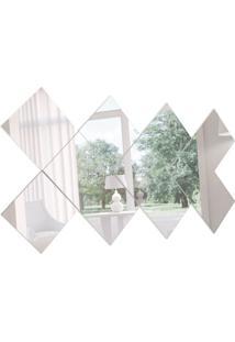 Espelho Decorativo Benn (170X85) Off White