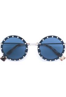 R  2633,00. Farfetch Valentino Eyewear Óculos De Sol ... bbd6eed37c
