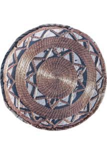Capa De Almofada Guga Tapetes Redonda Mandala03