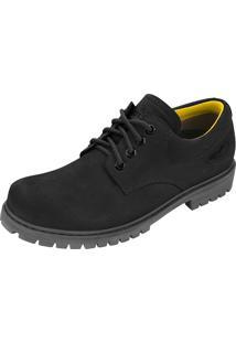 Sapato Beeton Walker401N Preto