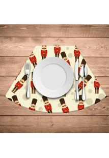Jogo Americano Para Mesa Redonda Wevans Multi Quebra Nozes Kit Com 4 Pã§S - Multicolorido - Dafiti