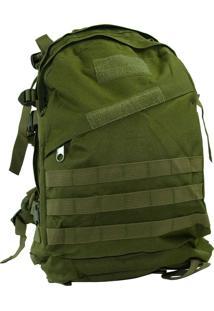 Mochila Tática Molle Camping Viagem Verde - Evo Tactical Bs028Od