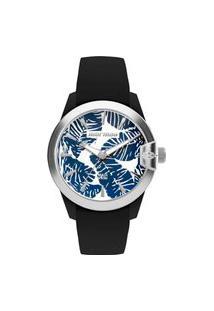 Relógio Mormaii Analógico Maui Mo2035In8P Preto