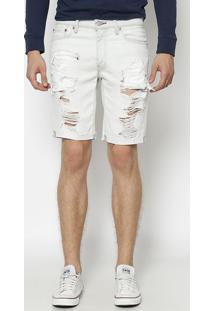 Bermuda Jeans 511™ Slim Destroyed - Azul Clarolevis