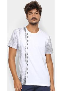 Camiseta Kohmar Estampa Urban City Masculina - Masculino