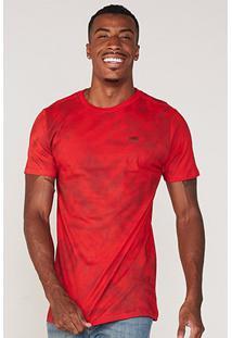 Camiseta Ecko Estampada Feminina - Feminino