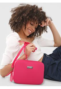 Bolsa Santa Lolla Chaveiro Pink