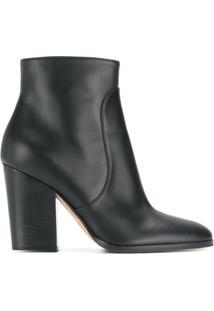 Sergio Rossi Ankle Boot 'Jodie' - Preto