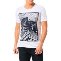 4e36e08b851068 Camiseta Branca Calvin Klein masculina | El Hombre